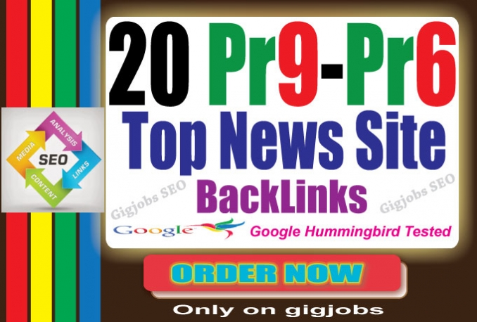 manually 20 High Authority PR9 News Sites Profile BackLinks like Ted, Guardian, slideshare etc SEO Technique 2015