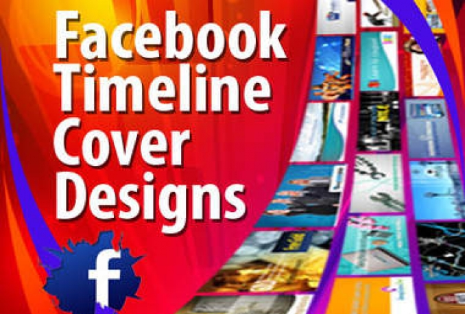 design or Redesign a Custom Facebook Fan Page or Timeline Cover or Profile Pic or Banner or Website Header or Ad Banner