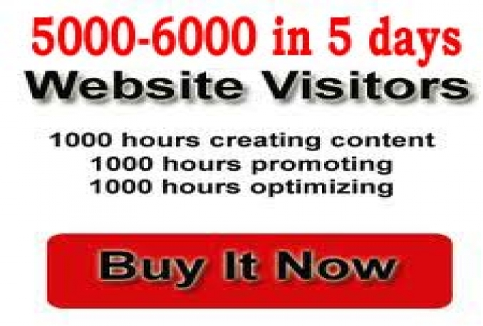 sent you ★20000 +★ Adsense safe real and human visitors/traffic to your website