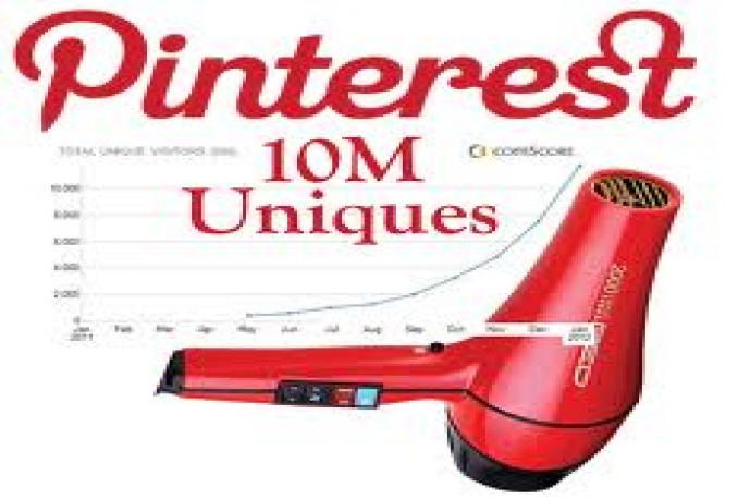 provide you 270 real pinterest followers
