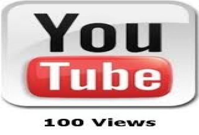 will give you 4000+ REAL Human YOU TUBE Views Guaranteed with Social Media high audience retention rate