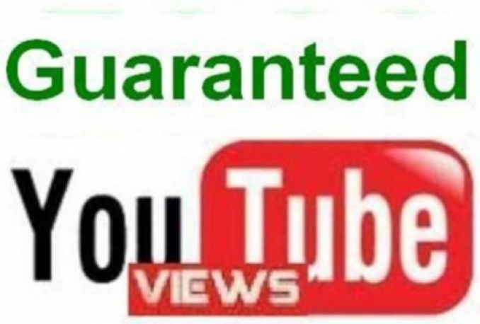 will provide 5000+ Views on your YouTube Video