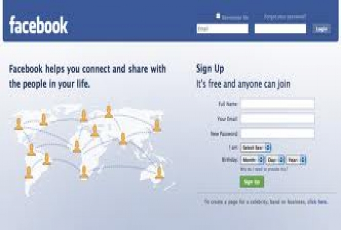 give you 1.4M++ facebook email list for