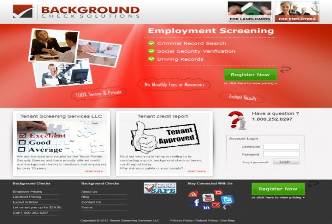 do one professional web page PSD design