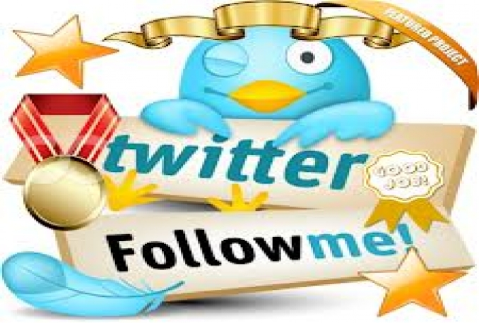 give you 6000 twitter followers for your twitter page