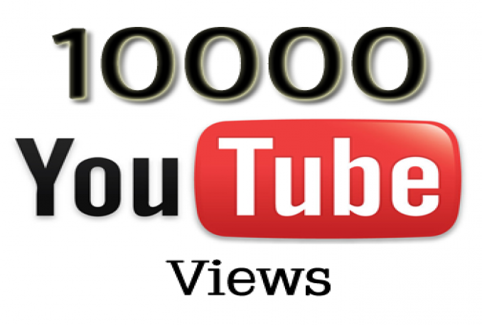Provide you 10000+ YouTube Views, 200 Likes,75 Subscribers