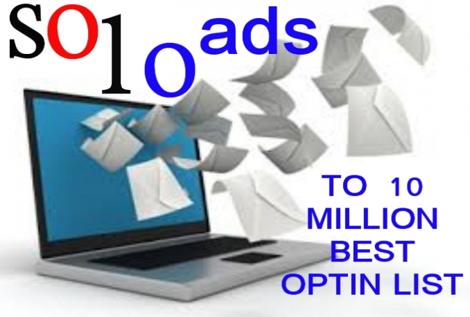 Blast Your SOLO ads to Over 10million Active Get Response Opportunity Seekers