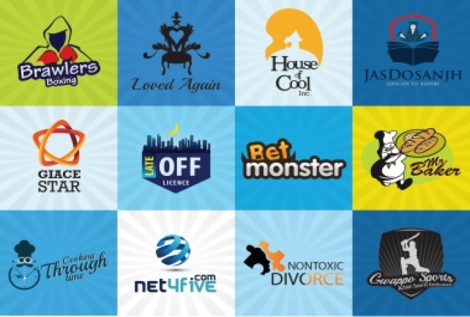 design a professional logo with unlimited revisions for