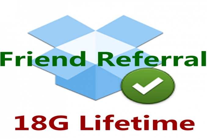 expand your dropbox account to 18GB via 33 Referrals