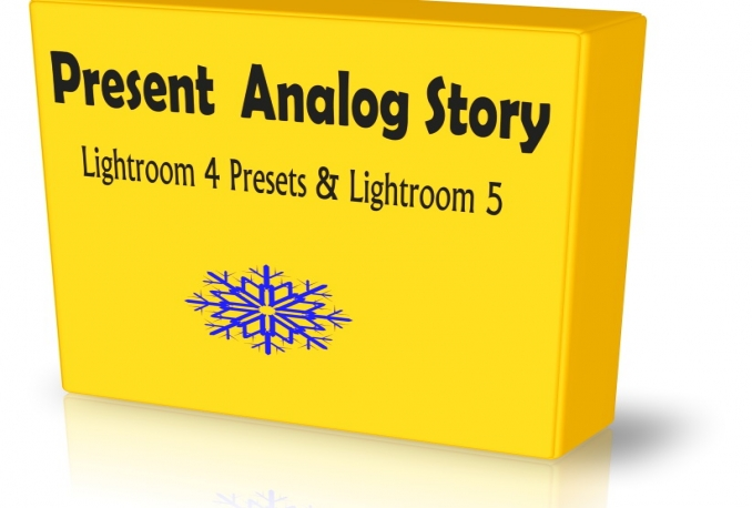 creat analog story presets for Lightroom 4 and 5