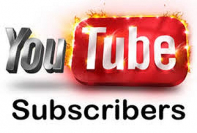 give you 400 stable youtube subscribers for your channel