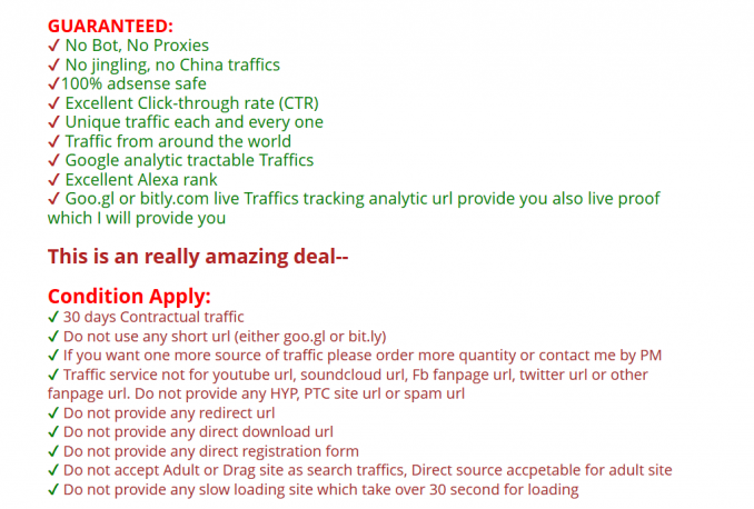 GIVE UNLIMITED HUMAN TRAFFIC BY Google Facebook Twitter Youtube Pinterest etc to your web site one mounth