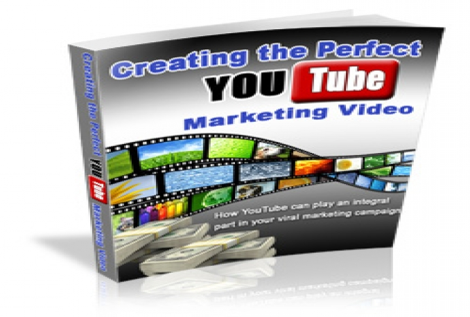 "Give You ""Creating the perfect YouTube Marketing Video"" (MRR)"
