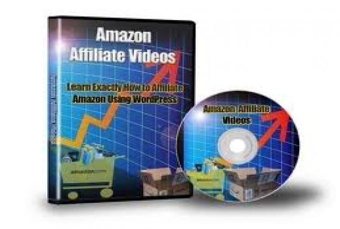 "Give You Amazon Affiliate ""How To"" Videos with MRR"