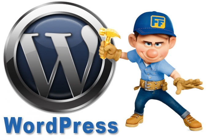 fix your WordPress problem or issue or error
