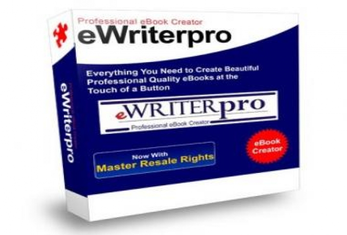 Give You eWriter Pro Software with MRR