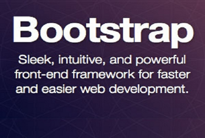 design fully responsive website with twitter Bootstrap