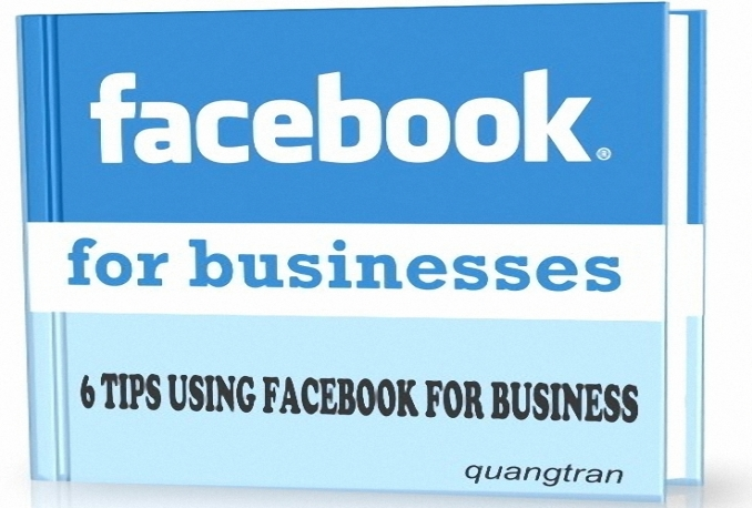 send ebook tips using facebook for business