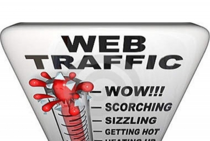 sent you 8000+ Adsense safe real and human traffic from worldwide