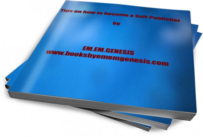 teach you how to self-publish for only $2.99 on www.booksbyememgenesis.com