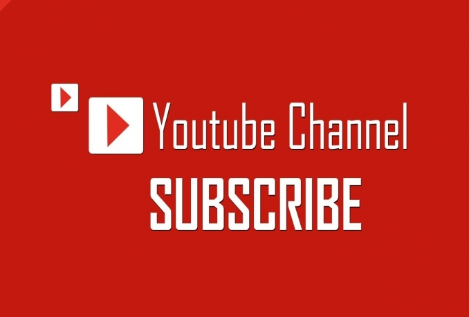 1,000 Real High Quality youtube subscriber