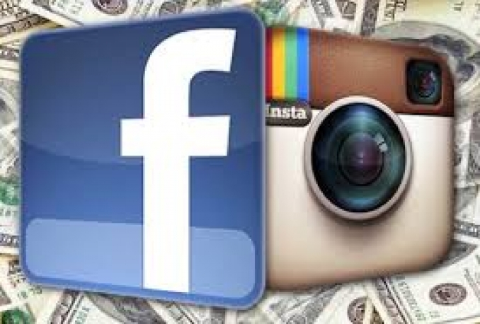 give you  Real 2000 instagram followers or 2000 instagram likes or 500 facebook fanpage like