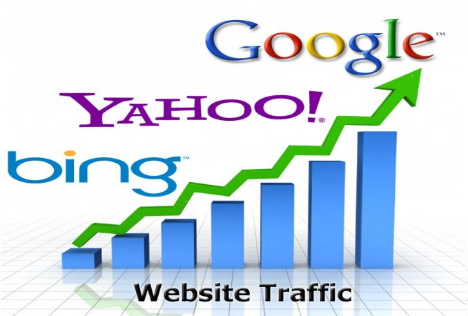 increase your website traffic and ranking