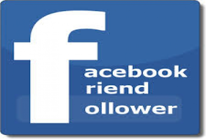 give you Real 1000 Facebook subscribers or followers for profile