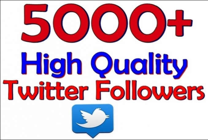 give you 1000+ active twitter followers staying
