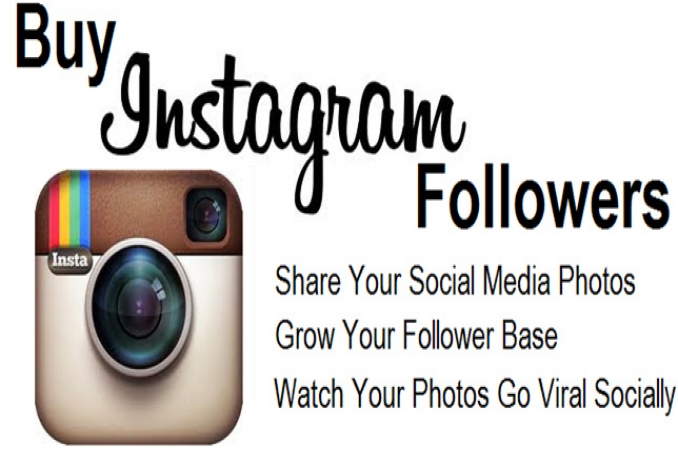 1000 Instagram Followers to your account in under 24 hours.