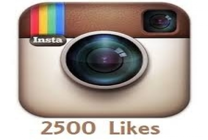 5,000 Real instagram likes OR 1,000 INSTAGRAM FOLLOWERS to your account. In under a couple minutes