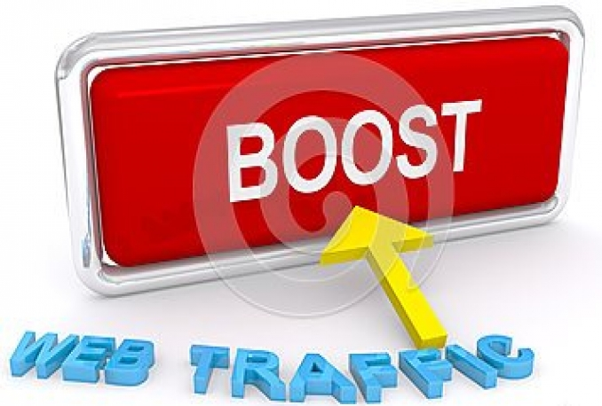 Send 30,000 Google Traffic To Your site+SEO submission