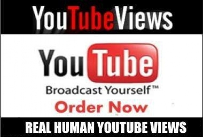Add 30,000 guaranteed Youtube Views On Any Video