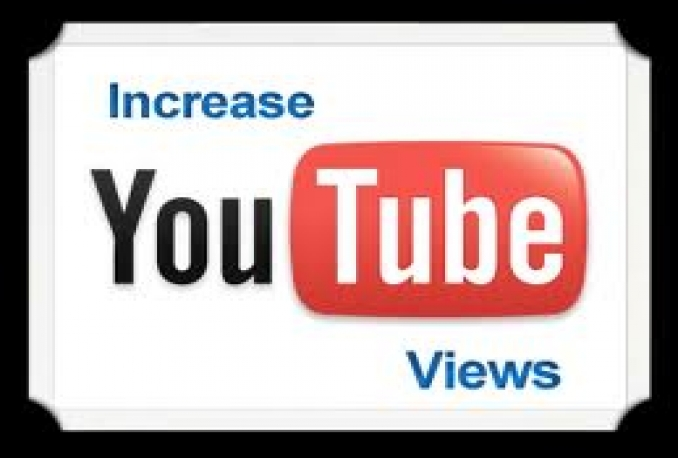 Add Real and active 2000+ world wide YouTube views