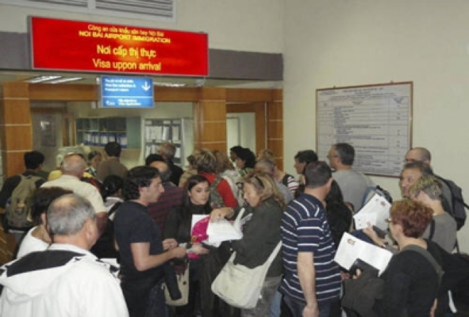 provide a Visa On Arrival to visit Vietnam within 24 working hours