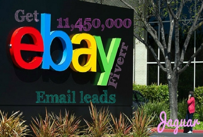 I will send you 11450000 Ebay email list for your ebay business