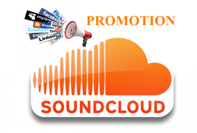 promote your SoundCloud MUSIC on TOP10 Popular Social Websites