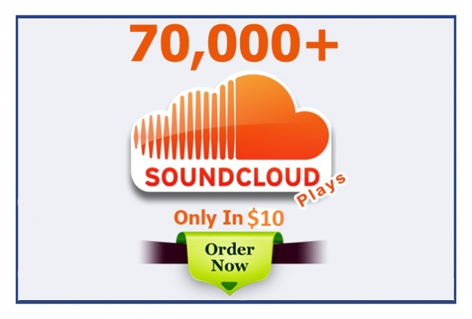 Do 20,000 soundcloud plays Within 12 hours