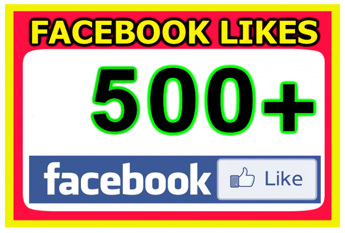 add 500+ Facebook Fan Page Likes To Improve your Social media Signals and SEO