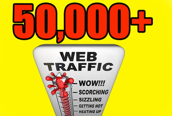 Send 50,000+Search Engine TRAFFIC to Your Website or Blog