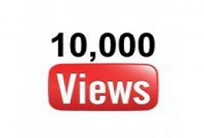 give you 10k youtube views