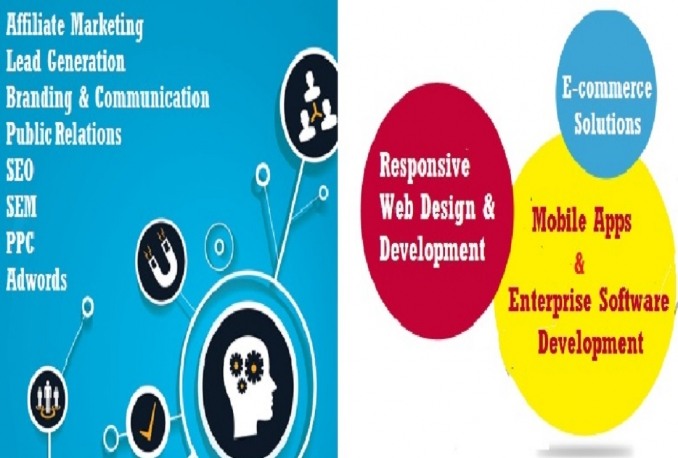 design & develop a responsive website & also build you a customized crm / erp / softwares for smooth running of your various business processes with per 2 hours charges