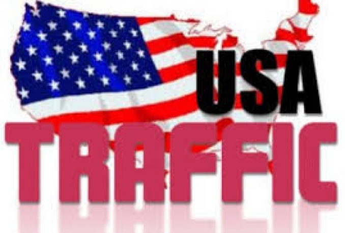 Unlimited REAL HQ USA Traffic To Your WebSite for a month