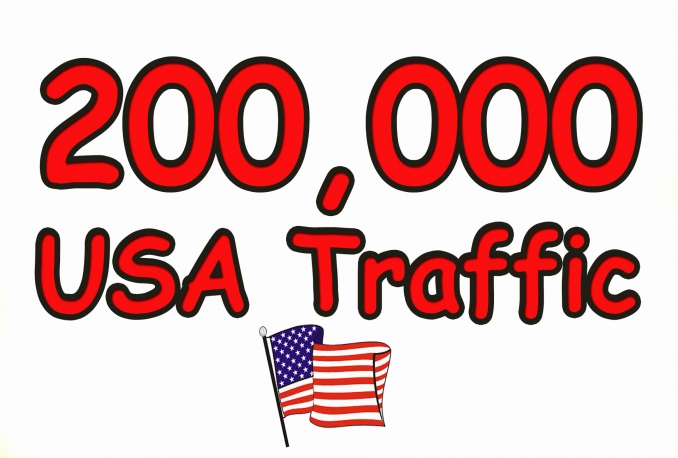 PROVIDE YOU GUARANTEE 200,000 USA IE TRAFFIC TO YOUR WEBSITE