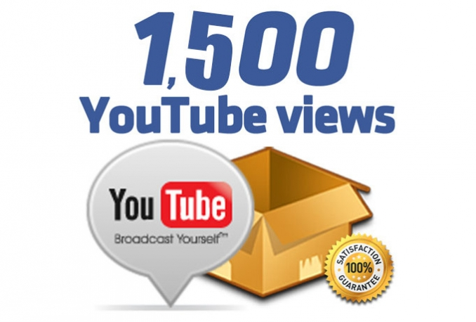 give you 1500 views on a YouTube Video