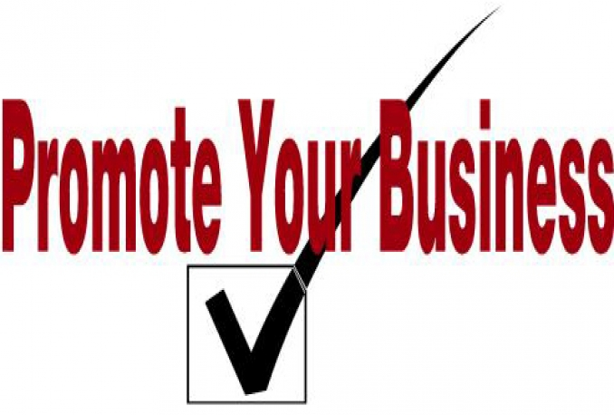 Promote Your Business & Gives you More sales