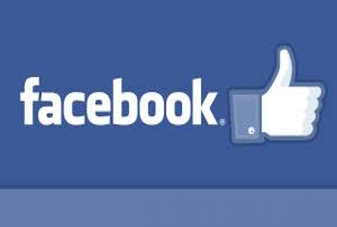 Top Quality 1000+ Real And Active Likes to Facebook fanpage