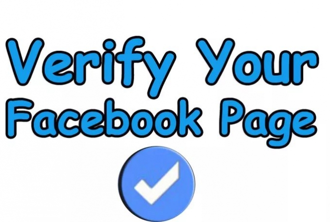 show you how verify Facebook Page in Just 10 Seconds and 3 Steps