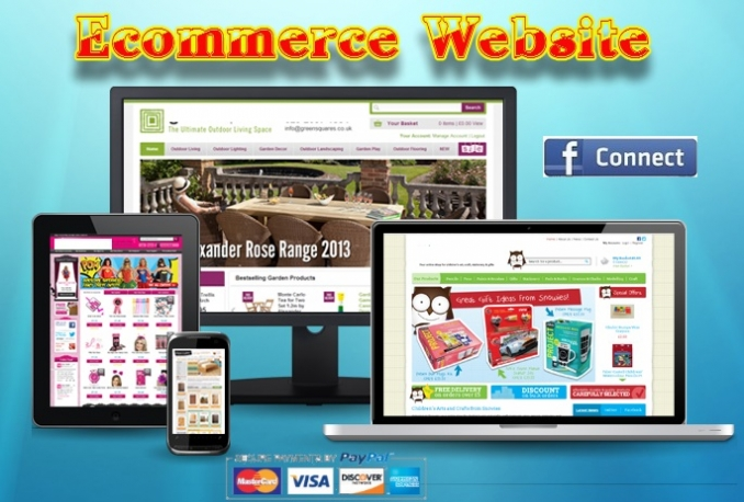 create Ecommerce Website WooCommerce Amazon Store