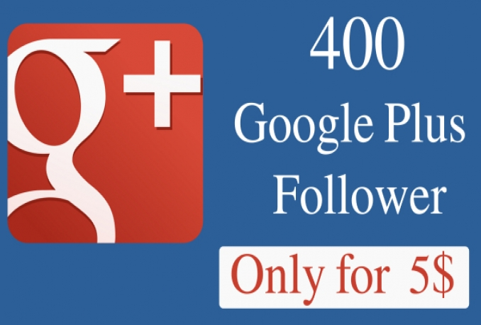 Get 1000 USA Base Google Plus Circle Followers or 200 G+1 Votes For Website